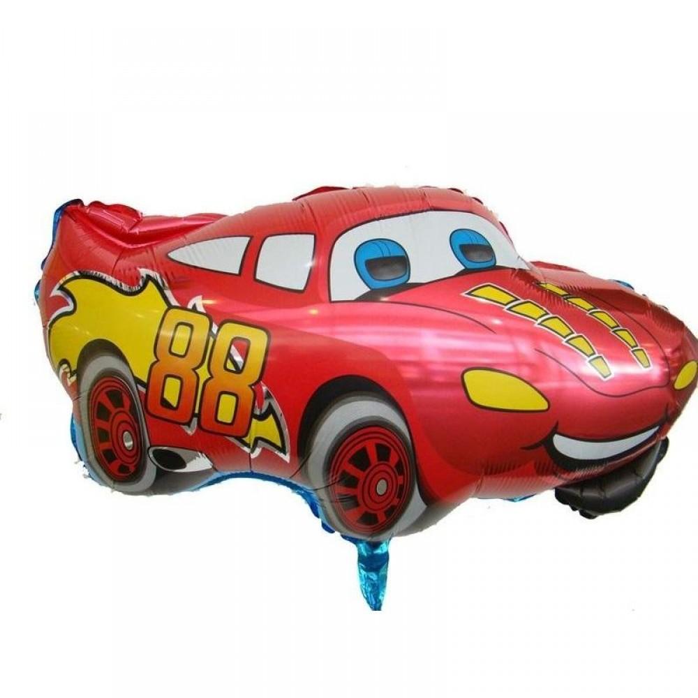 1207-0799 Шар фольгированный   Машина Тачка, размер 52х82 см