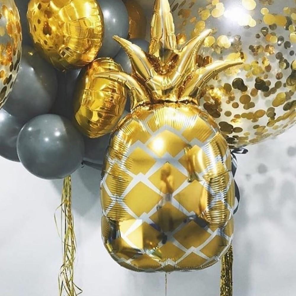 1112-0447 Набір гелієвих кульок із 13 шт