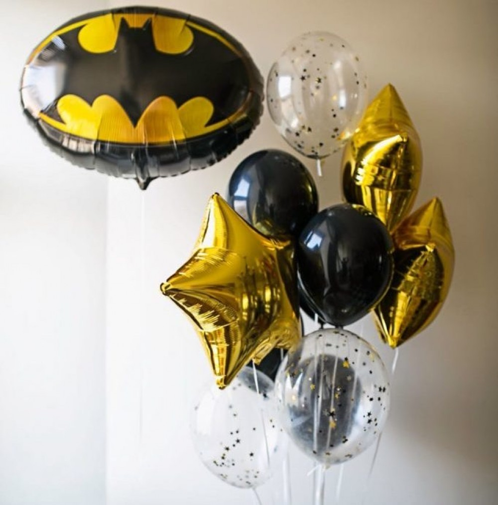1112-0457 Набір гелієвих кульок із 11 шт