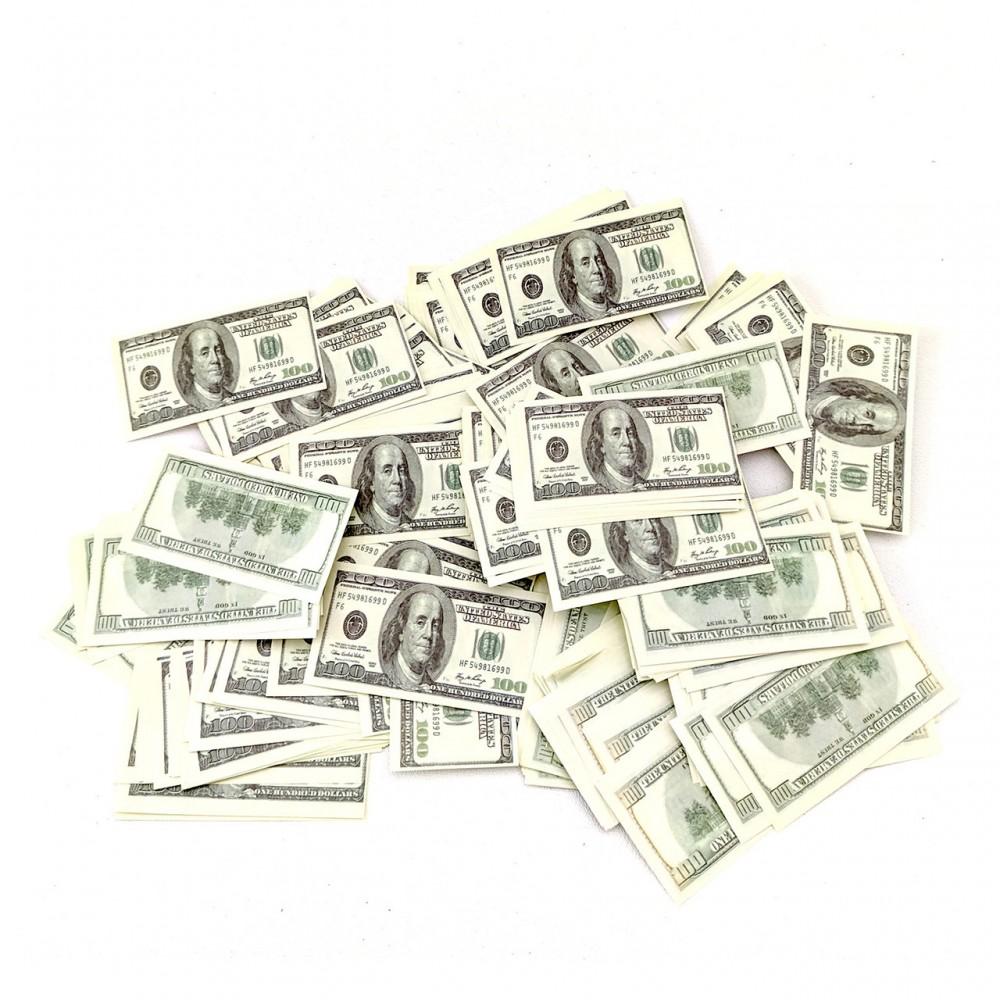 Пневмохлопушка Dollars MND00040, размер 40 см